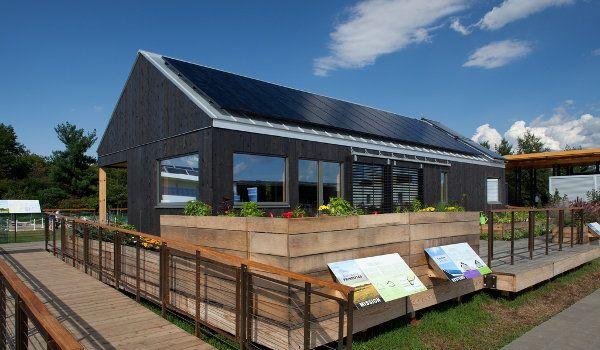 Casa prefabricada middlebury solar decathlon2011 for Arquitectura prefabricada