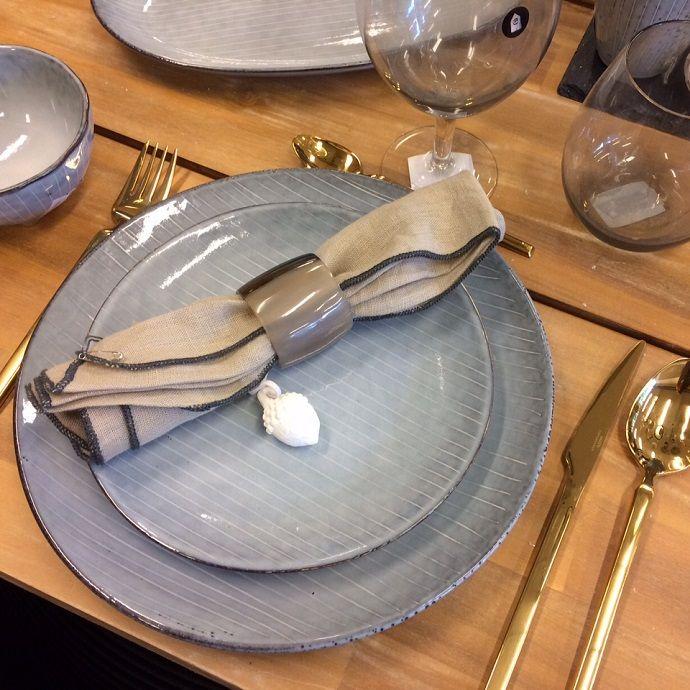 Nordic Sea Steingut Geschirr von Broste Ceramics Pinterest - edles geschirr besteck porzellan silber