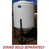 500 Gallon Cone Bottom Tank Gallon Storage Tank Water Tank