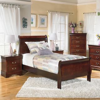 Signature Design By Ashley Alisdair Brown Sleigh Bed Set Ideas - Signature bedroom furniture sale