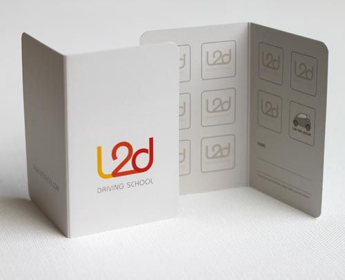 Business Card Inspiration 90 Creative Examples