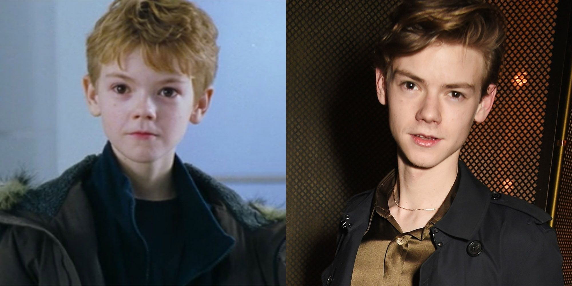 See What The Love Actually Cast Looks Like Now Thomas Sangster Thomas Brodie Sangster Thomas Brodie