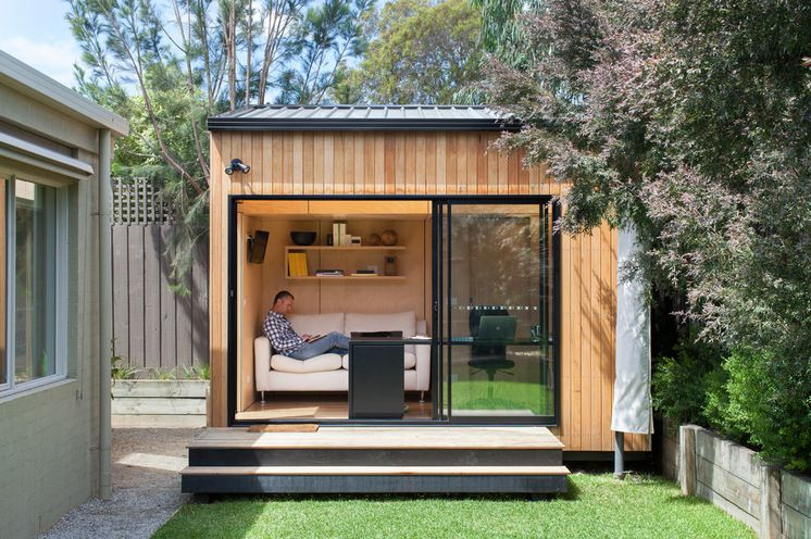 tiny backyard home office. Backyard Buildings Tiny Home Office O