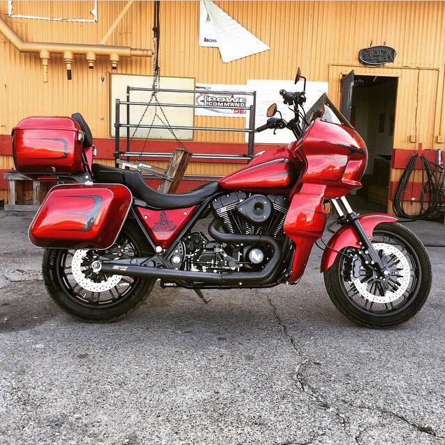 FXRT Harley Davidson