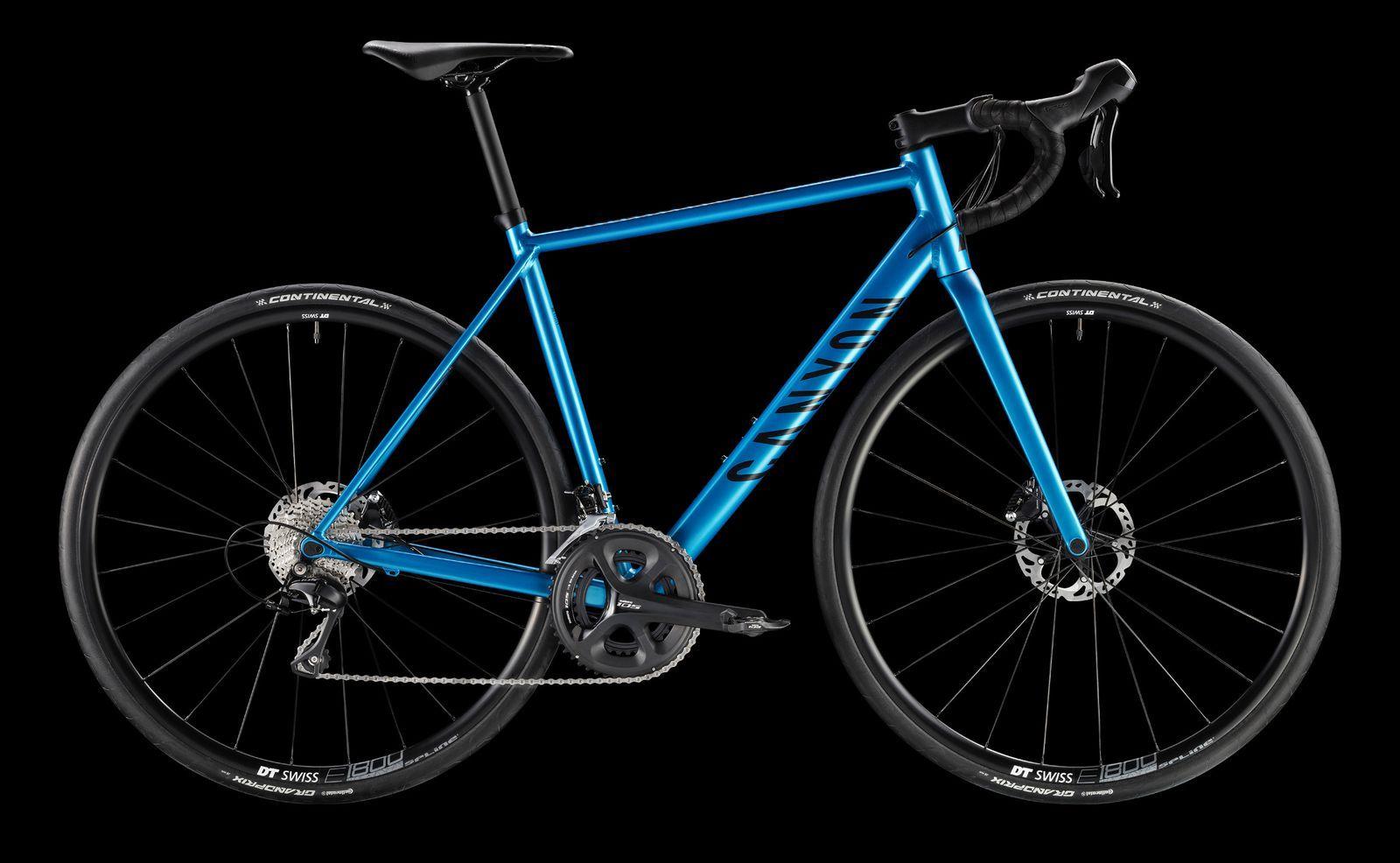 The Canyon Endurace Al Disc Redefines Entry Level Canyon Bike