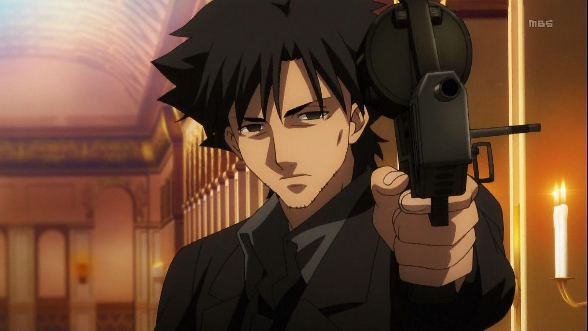 Kiritsugu Emiya, Fate/Zero | Anime dad, Fate zero kiritsugu, Anime
