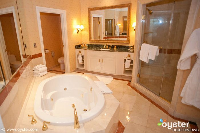 Sexiest Hotel Bathrooms In Las Vegas Hotel Suite Bathroom Las
