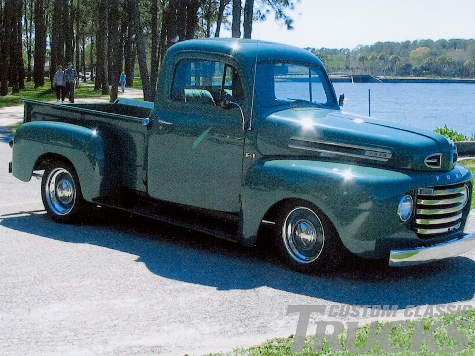 1948 Ford truck Maintenance/restoration of old/vintage vehicles: the ...