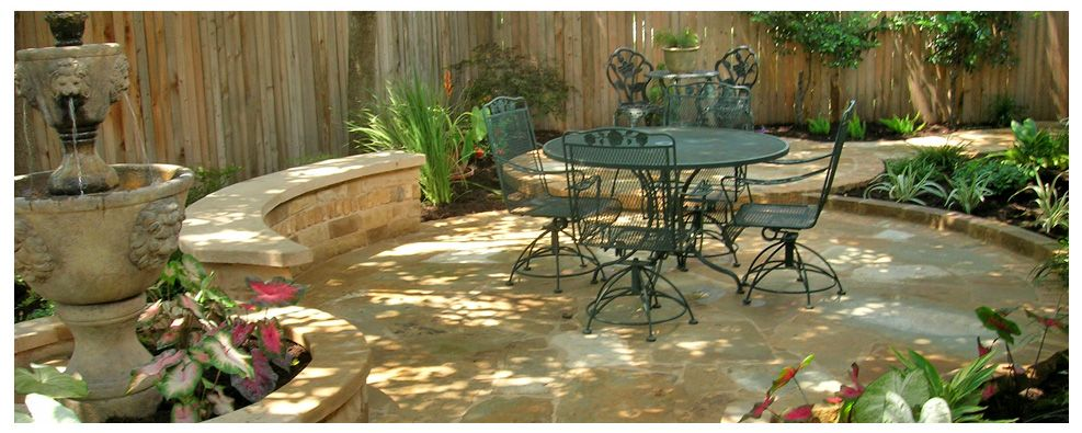 Small backyard landscaping ideas in texas