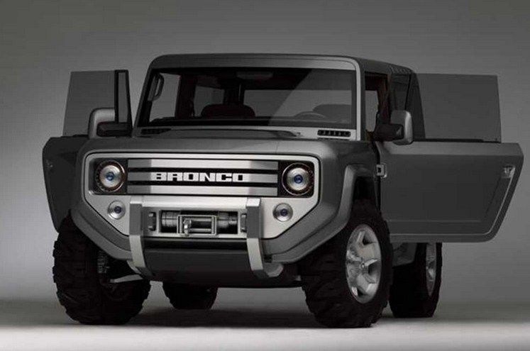 new 2018 ford bronco.  ford 2018 ford bronco release date and concept  autoblizcom in new ford bronco