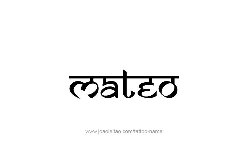 Mateo Name Tattoo Designs Name Tattoo Designs Name Tattoo Name Tattoos