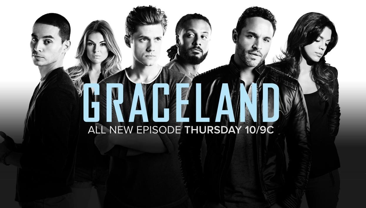 Graceland 1 03 Heat Run Preview Graceland Usa Graceland Graceland Tv Series