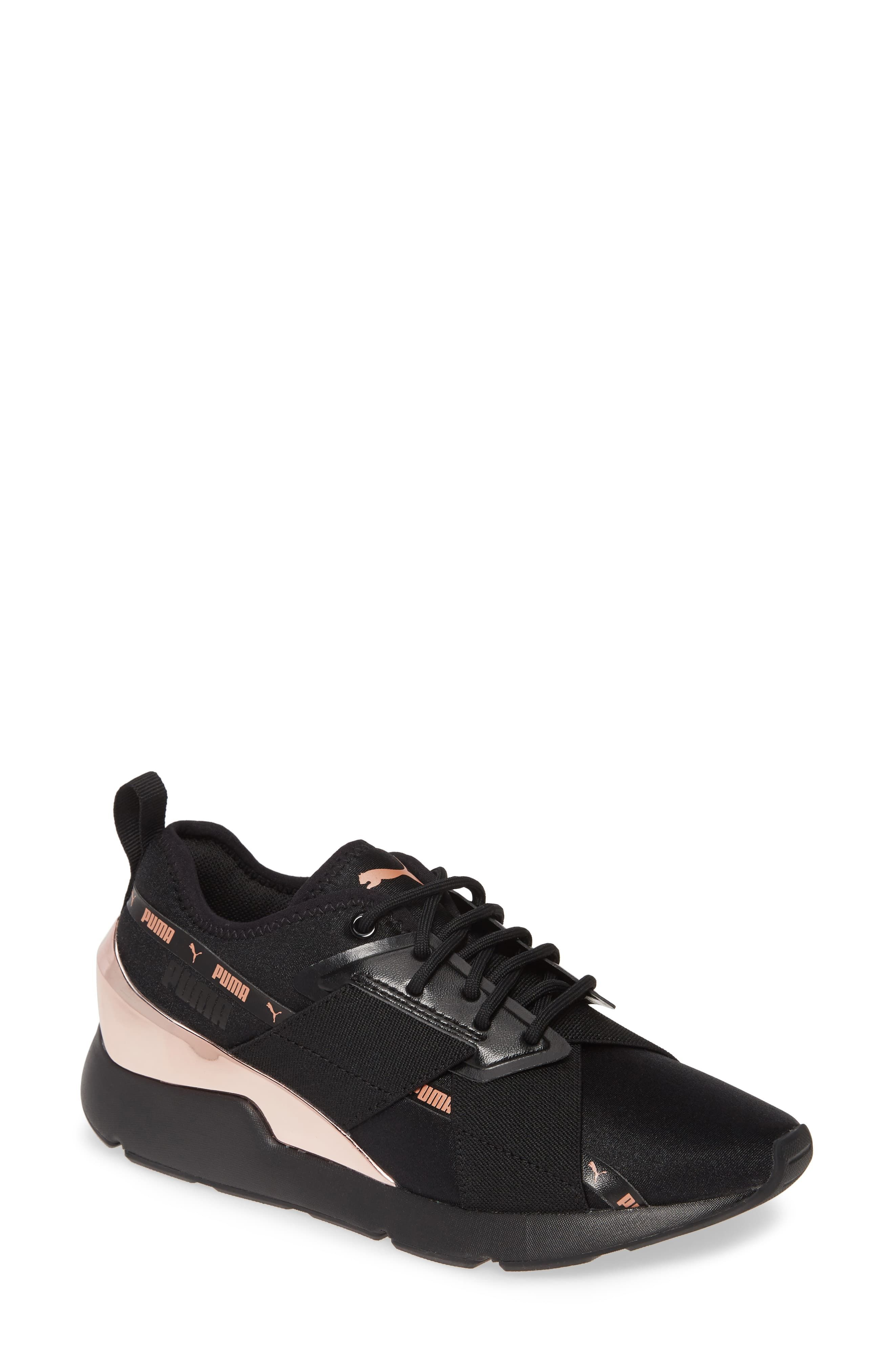 PUMA Muse X-2 Metallic Sneaker (Women