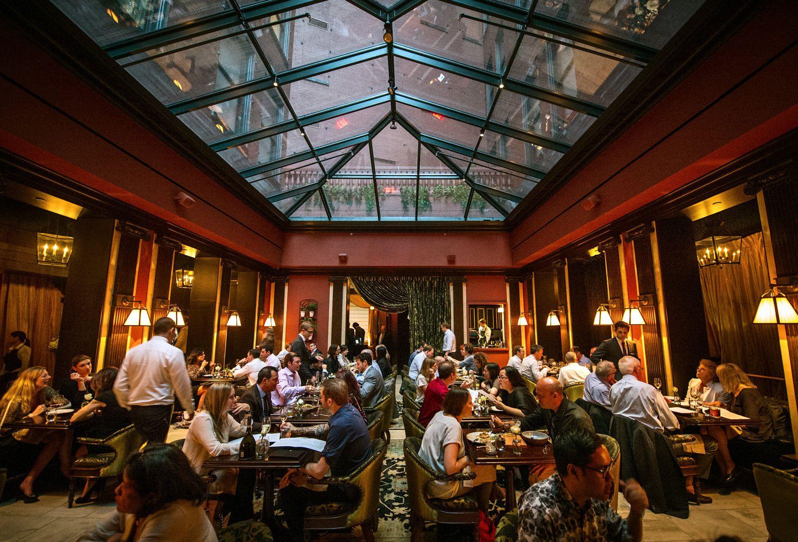 The Modern List Manhattan Restaurants And Buckets Dining U0026 Nightlife