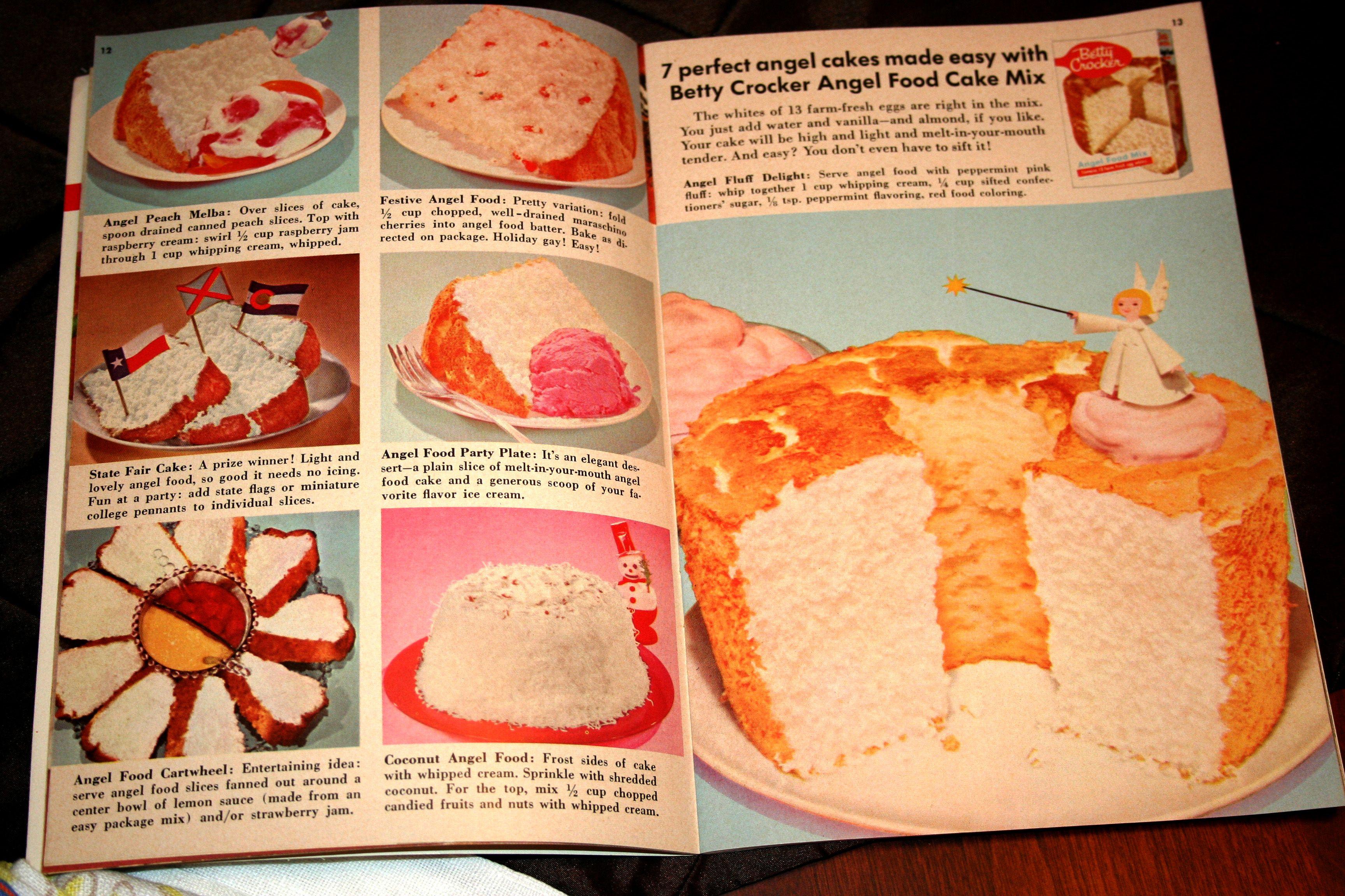 Angel food cake vintage google search red velvet pinterest angel food cake vintage google search forumfinder Gallery