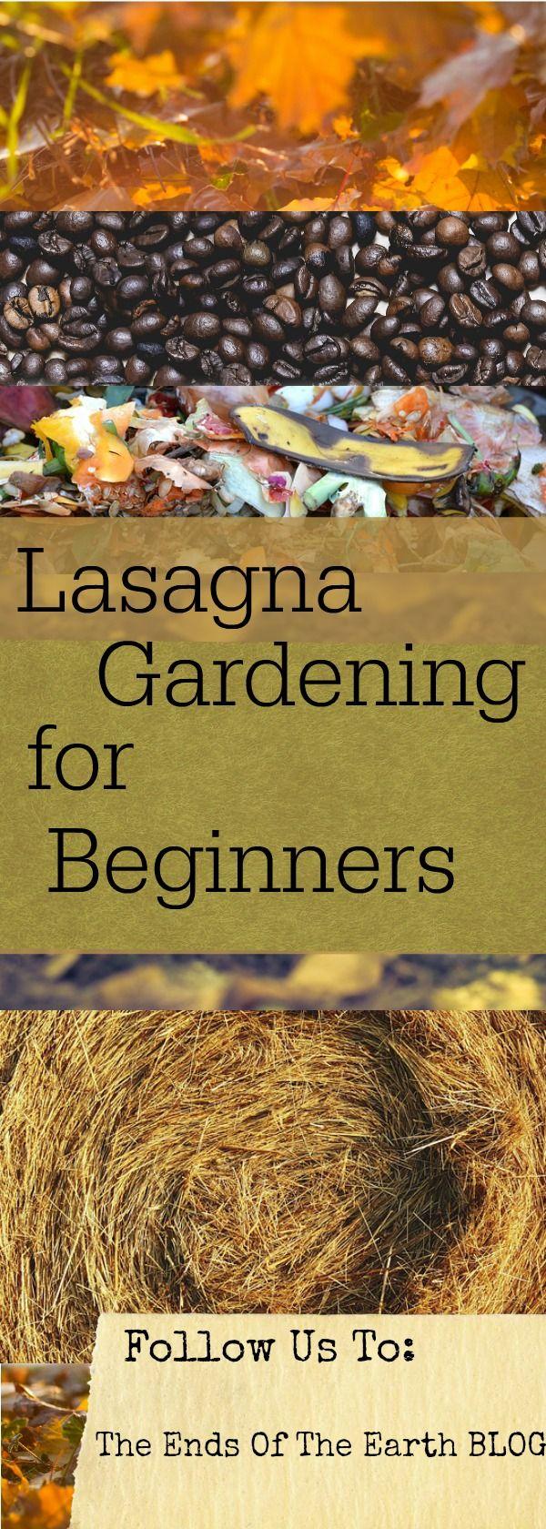 Lasagna Gardening » Work Smart Not Hard | Summer garden, Garden ...