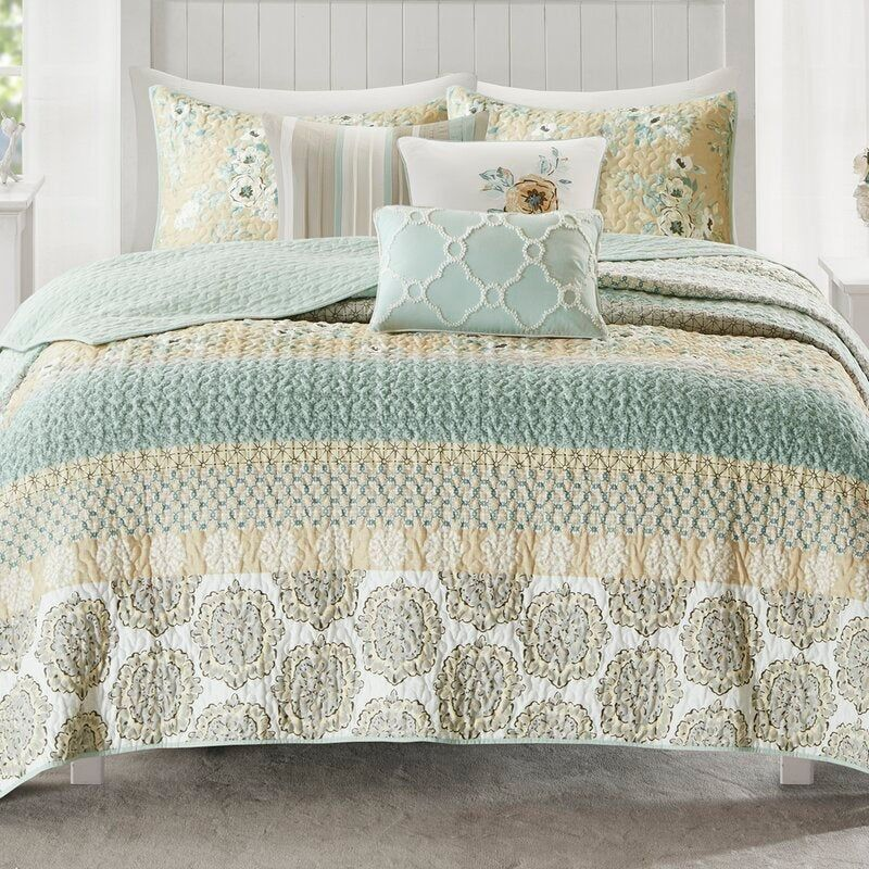 Photo of Tappen Reversible Coverlet Set