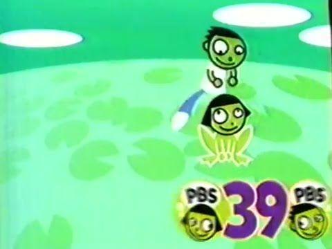 PBS Kids Schedule Bumper - Leap Frog (2002 WFWA-TV