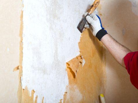 alte tapete richtig entfernen frag mutti renovierung pinterest. Black Bedroom Furniture Sets. Home Design Ideas