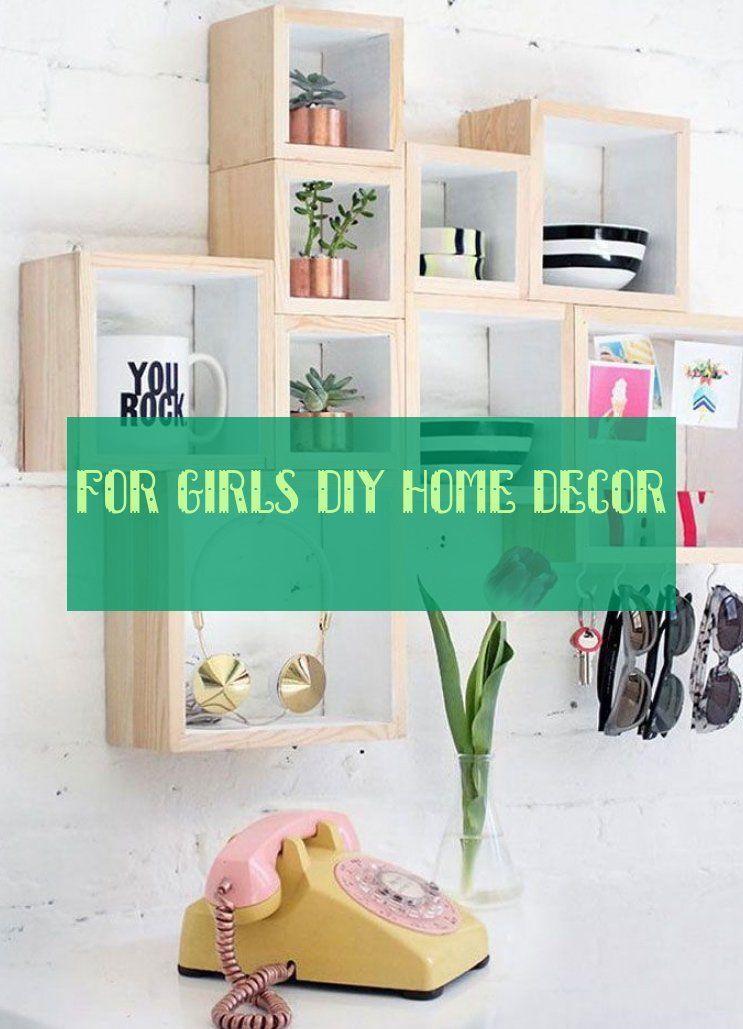 Pour Les Filles Bricolage Décor À La Maison For Girls Diy Home Decor
