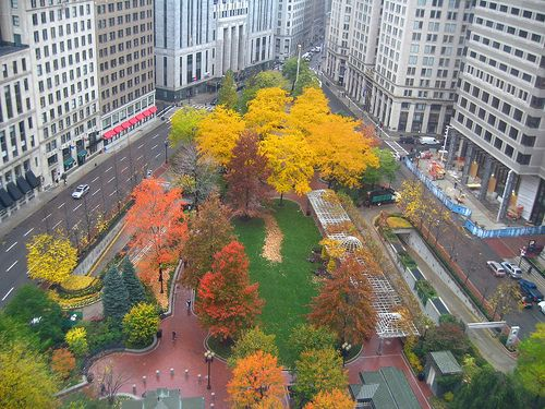 Post Office Square Boston Fall Events Public Park Hundred Acre Woods