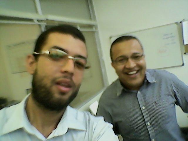 Em reunião na Câmara de São Paulo com o amigo Everton Ferreira.
