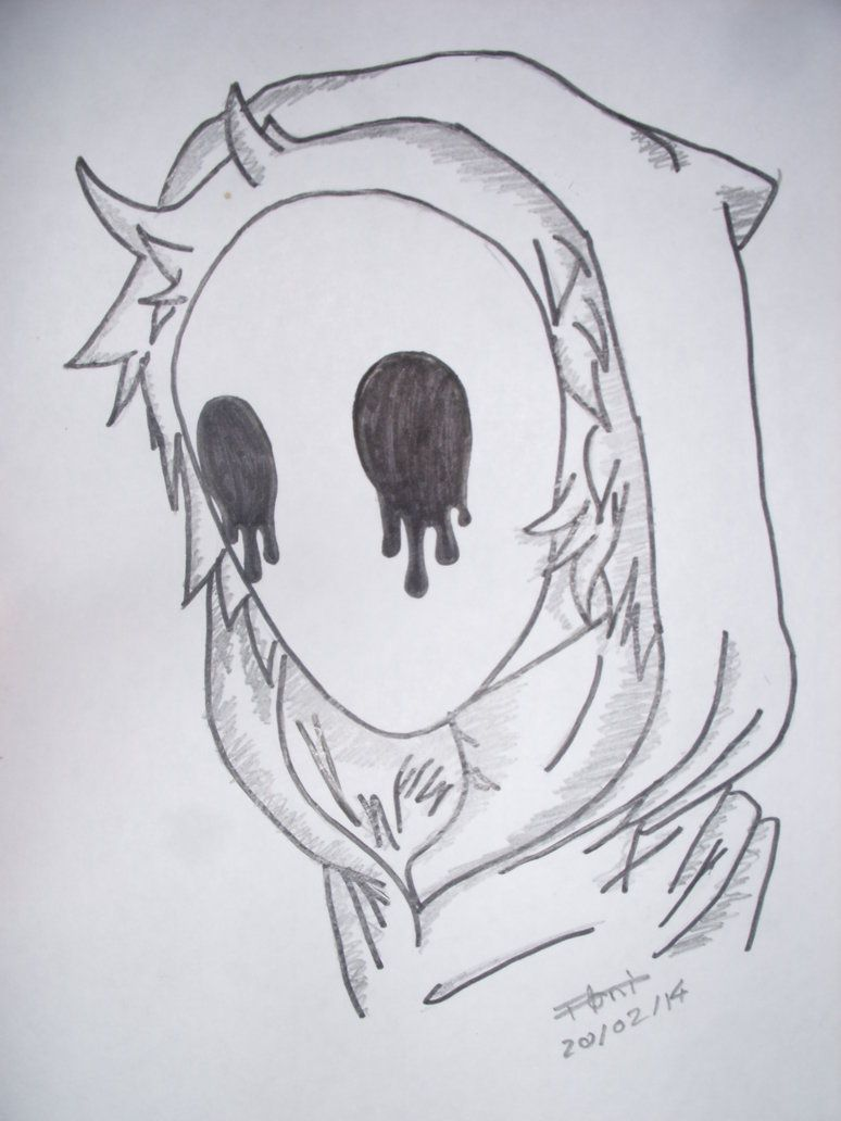eyeless jack by cybertoni on DeviantArt