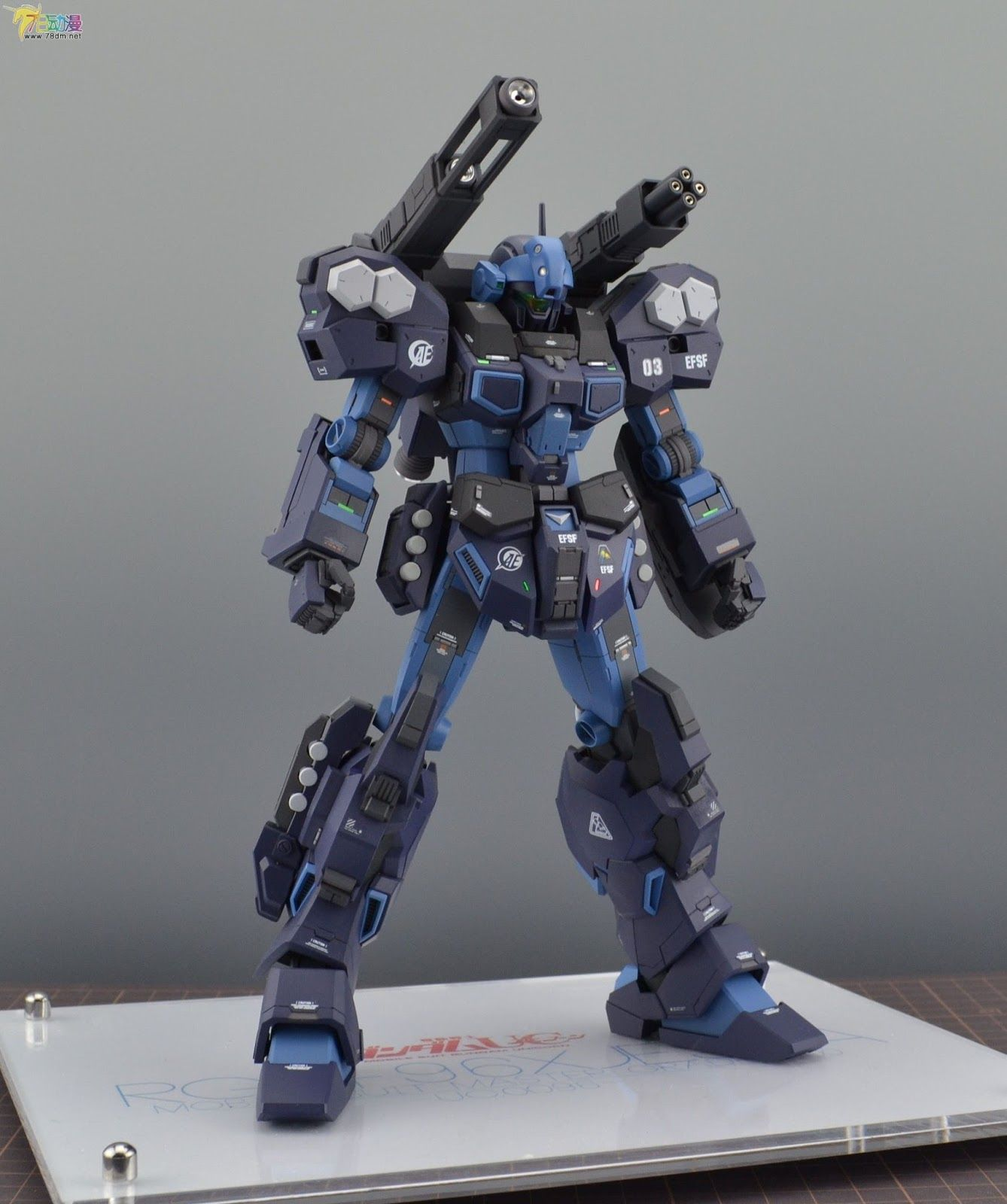 Gundam Guy Jesta Cannon Customized Build Pinterest Bandai 1 144 Hg Asw G 47 Vual