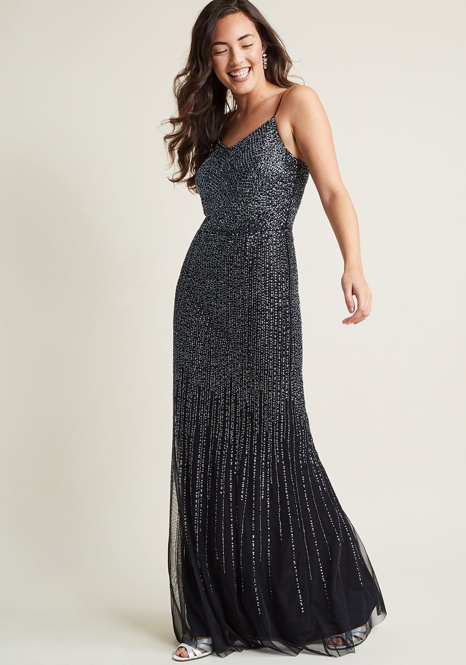 Adrianna papell just glamorous maxi dress pinterest adrianna