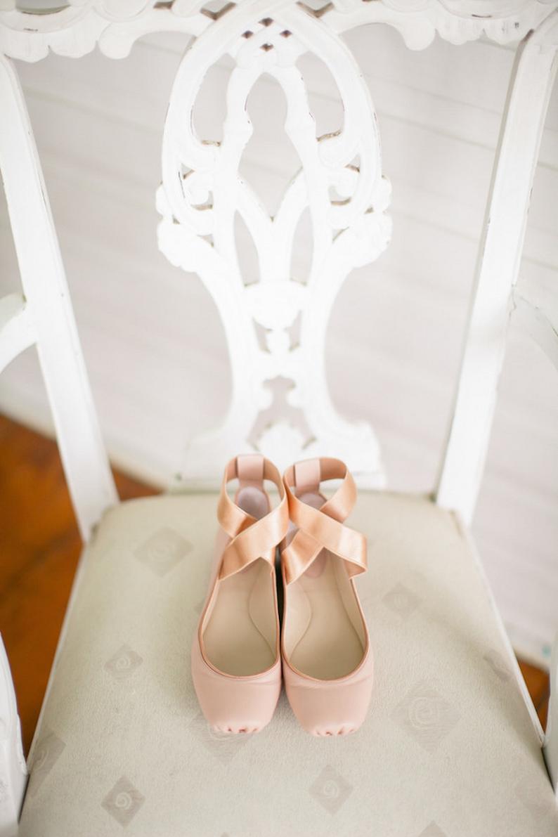 Trendy Plaskie Buty Do Slubu Ballerina Wedding Wedding Shoes Flats Wedding Ballet Flats