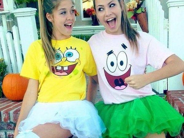 3-girlfriend-group-costume-ideas-thumb  sc 1 st  Pinterest & 3-girlfriend-group-costume-ideas-thumb | Cute costumes | Pinterest ...