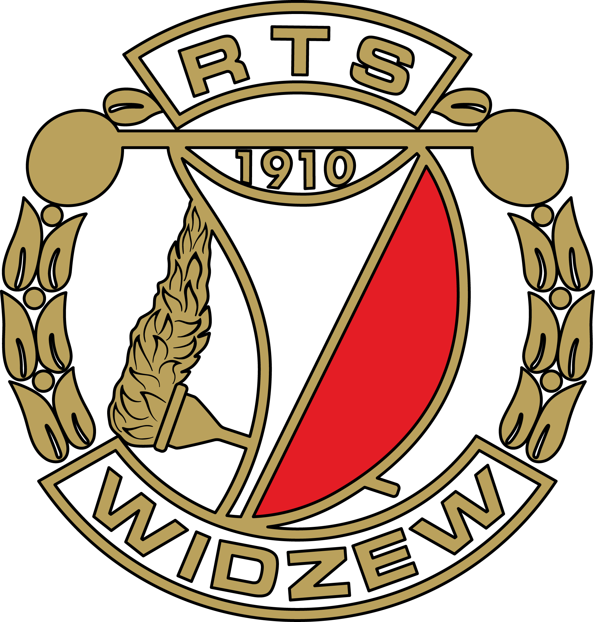 Image result for widzew lodz badge