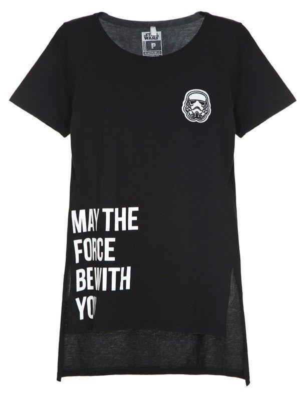 Riachuelo lança linha geek de camisetas femininas Mais 356eb7d34274b