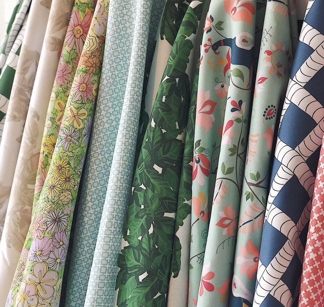 how to order fabric by the yard
