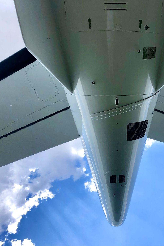 Gulfstream g150 plane tail aircraft sales aircraft