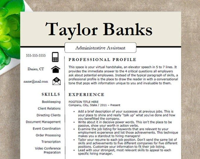 Best resume templates to buy