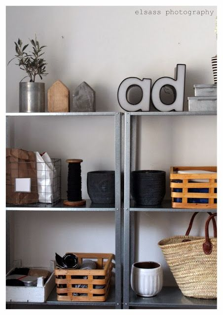 kitchen shelves (ikea hyllis) | decorate | pinterest | regale, Hause ideen