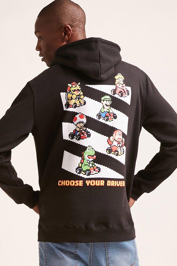 Forever 21 Drops A Surprisingly Legit Super Nintendo Collection Fashion Hoodies Men Latest Trends [ 1125 x 750 Pixel ]
