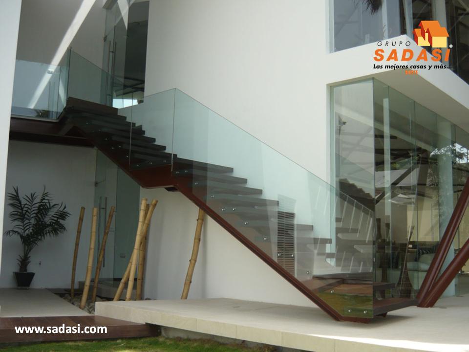 Decoracion las mejores casas de m xico si desea tener for Casas con escaleras