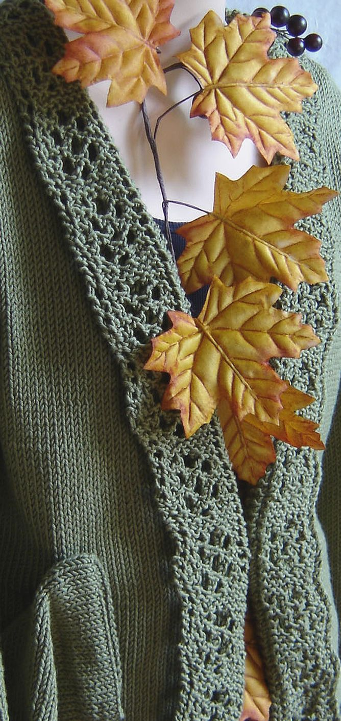 Ml162 Lace To The Finish Pattern By Maddy Cranley Knitting Edges