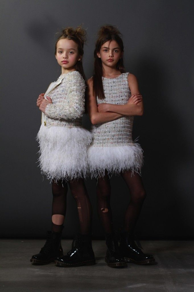 Luxury Kids Fashion From Mischka Aoki For Fall 2014 Fashion