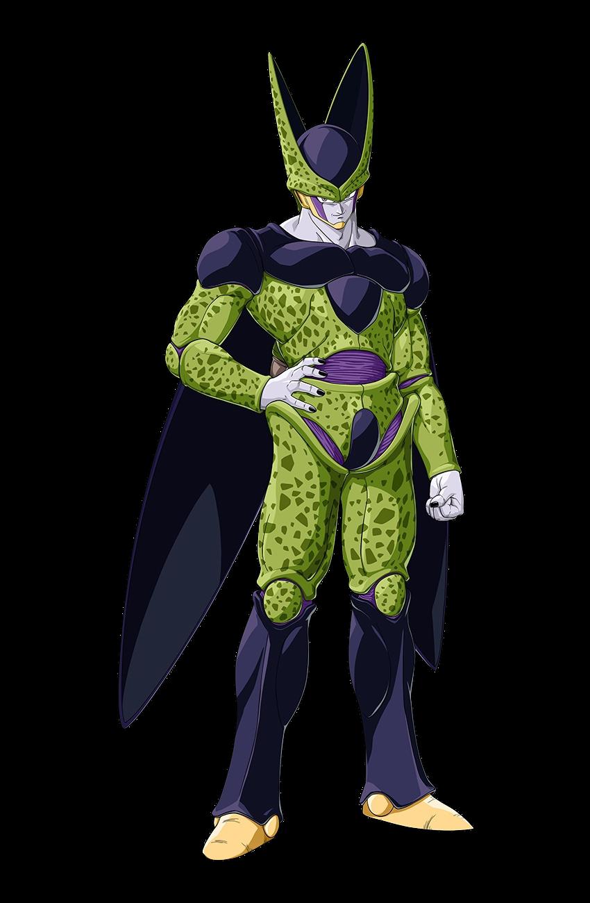 Perfect Cell Render Dbz Kakarot By Maxiuchiha22 On Deviantart Perfect Cell Dragon Ball Art Dbz