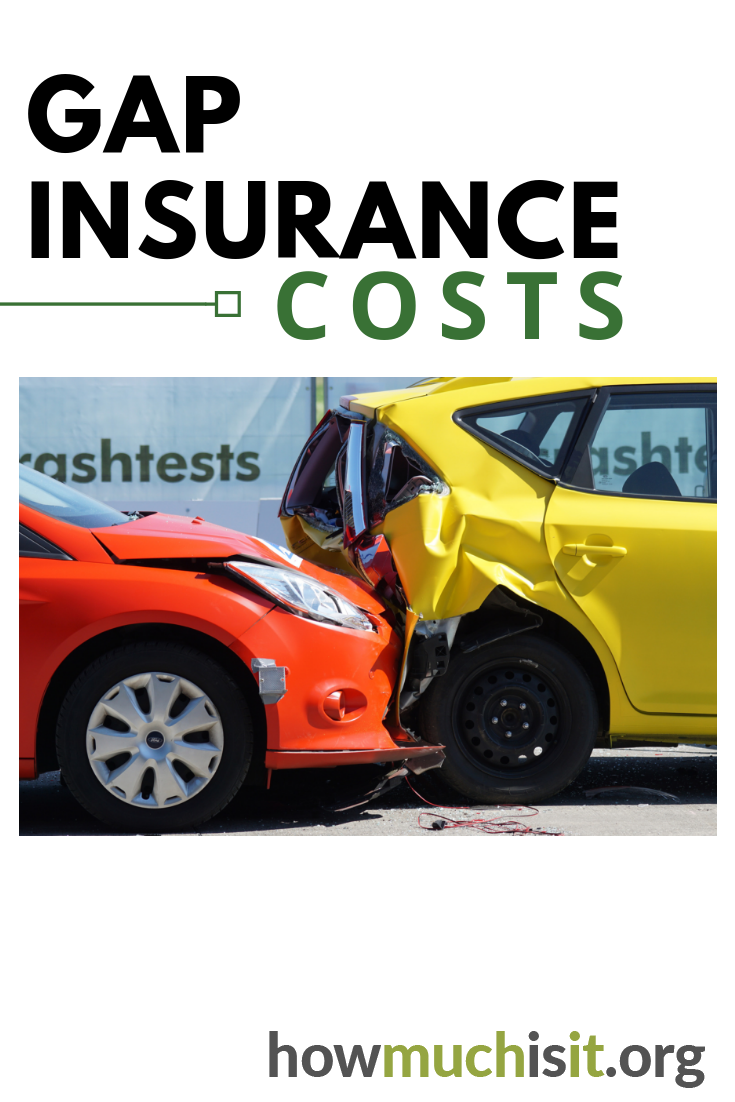 How Much Does Gap Insurance Cost Insurance Car Insurance Gap