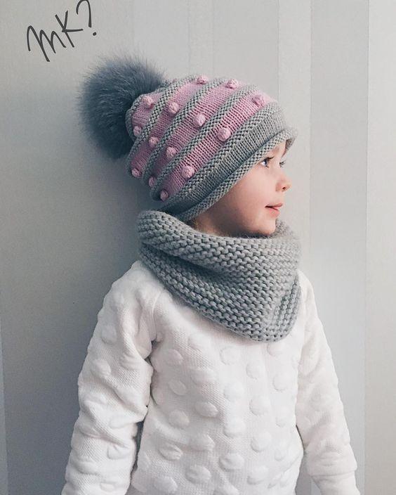 Örgü Atkı Şapka Modelleri 158 #bonnets