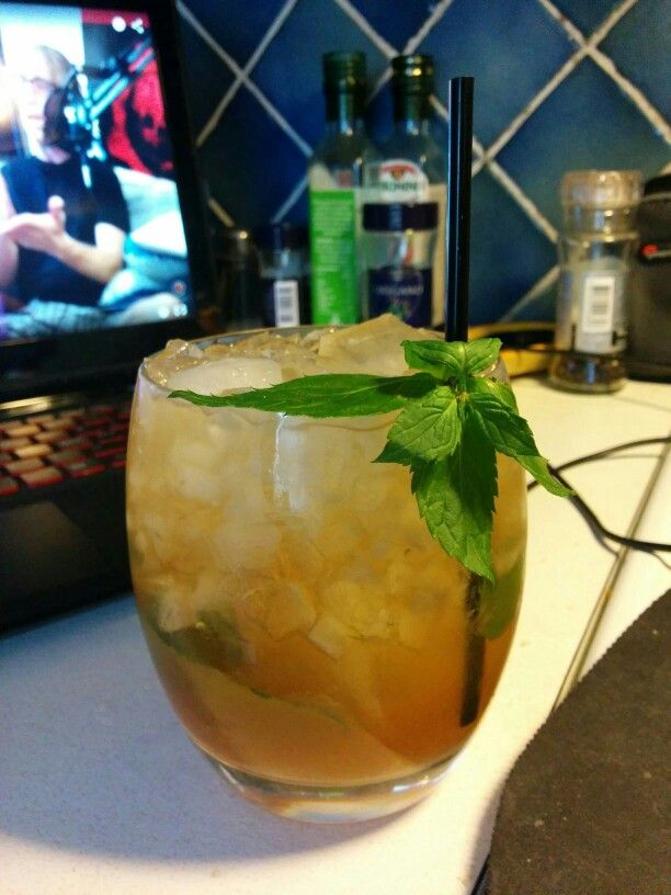 Zacapa Mojito. 10 times better than white rum.