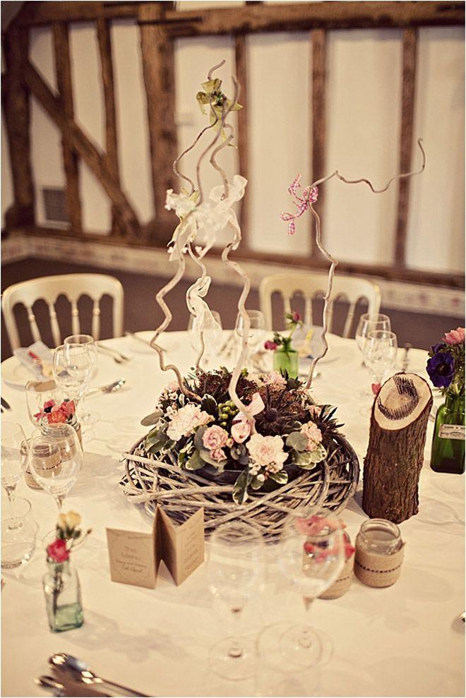 Easter Theme Wedding Table Centrepiece I Weddings Wedding