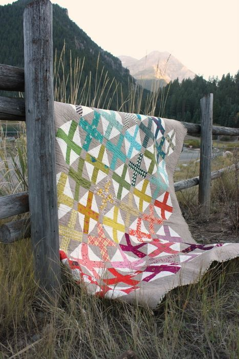 Hopscotch quilt pattern by Amy Smart - Diary of a Quilter