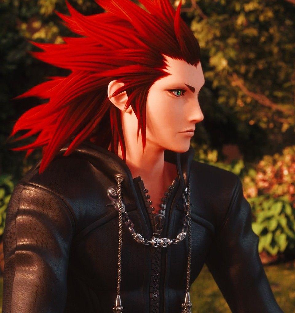 Axel By Sakimi Chan Axel Kingdom Hearts Kingdom Hearts Wallpaper Kingdom Hearts Characters