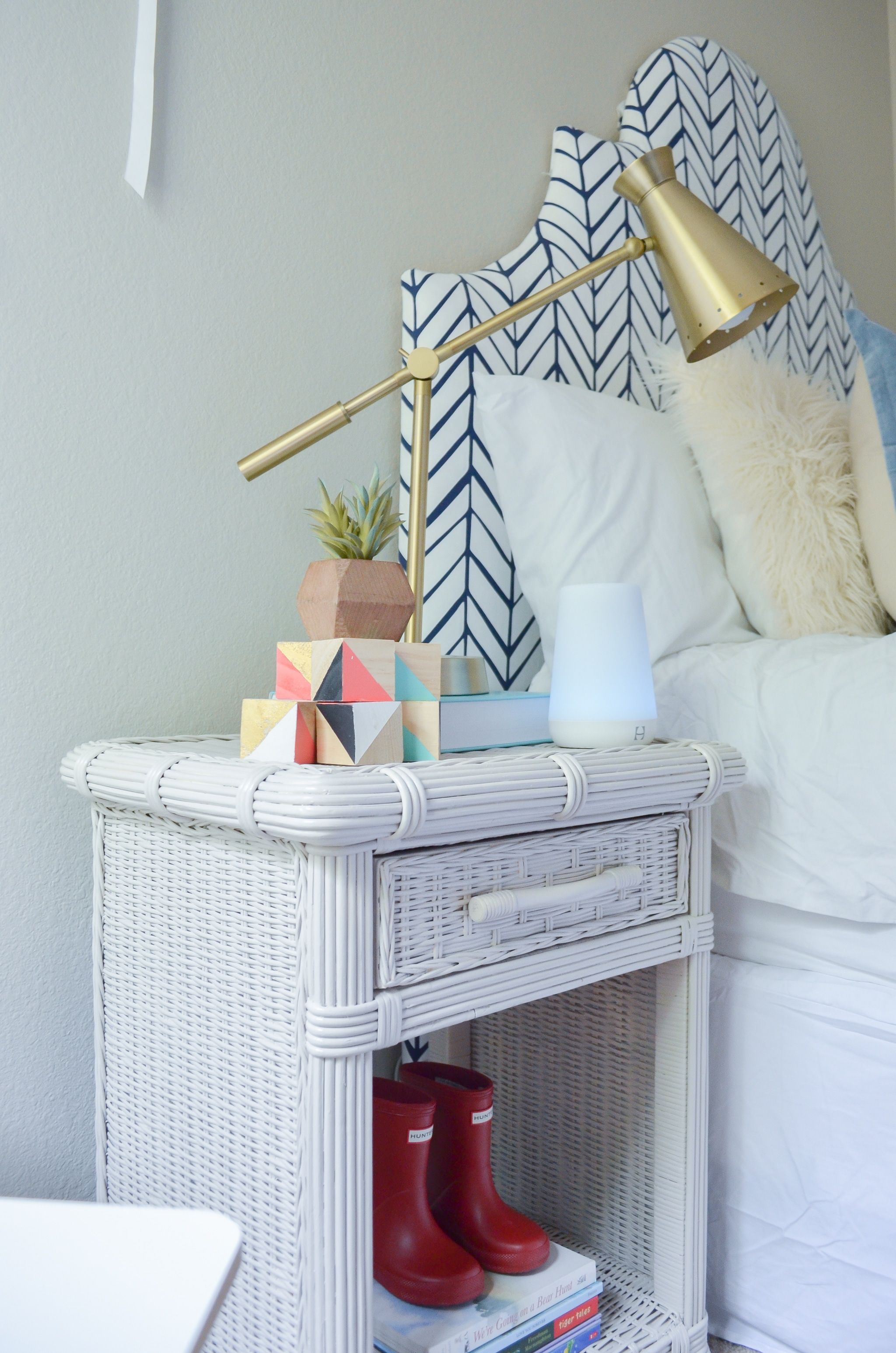 From a Baby Boy's Nursery to a Timeless Toddler Room ...