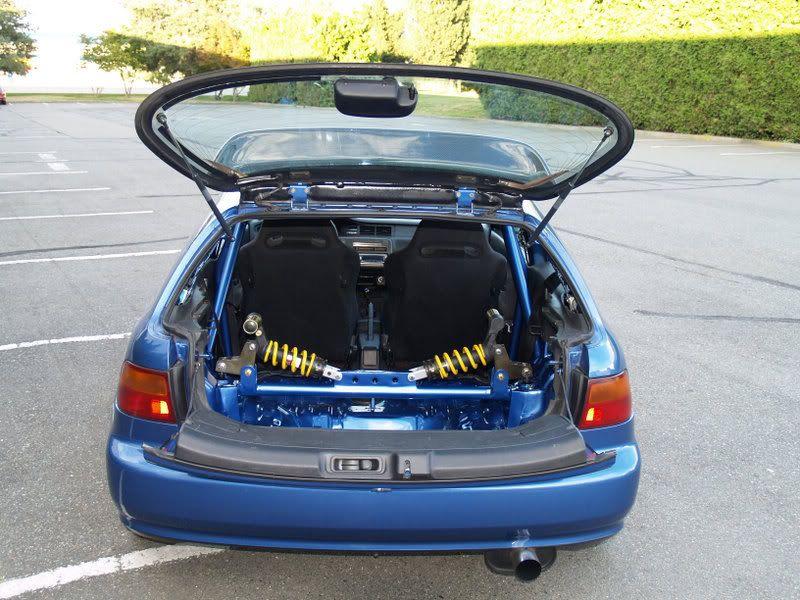 Eg With Cantilever Suspension Honda Tech Cantilever Suspension Honda Civic Hatchback Best Jdm Cars
